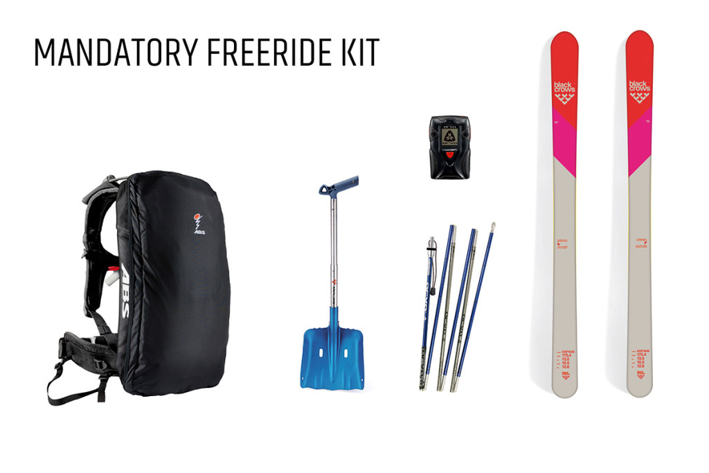 freeride-kit